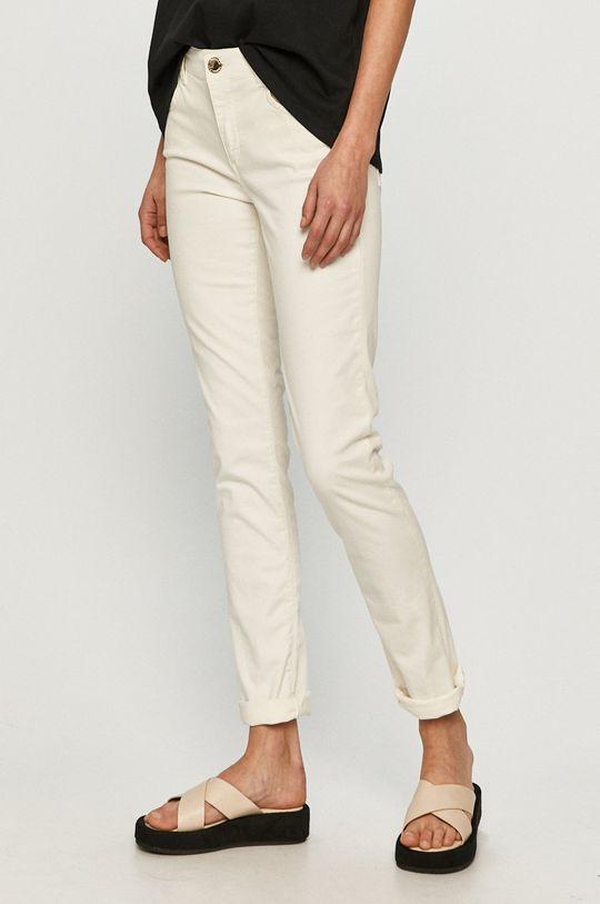 biela Trussardi Jeans - Nohavice Dámsky