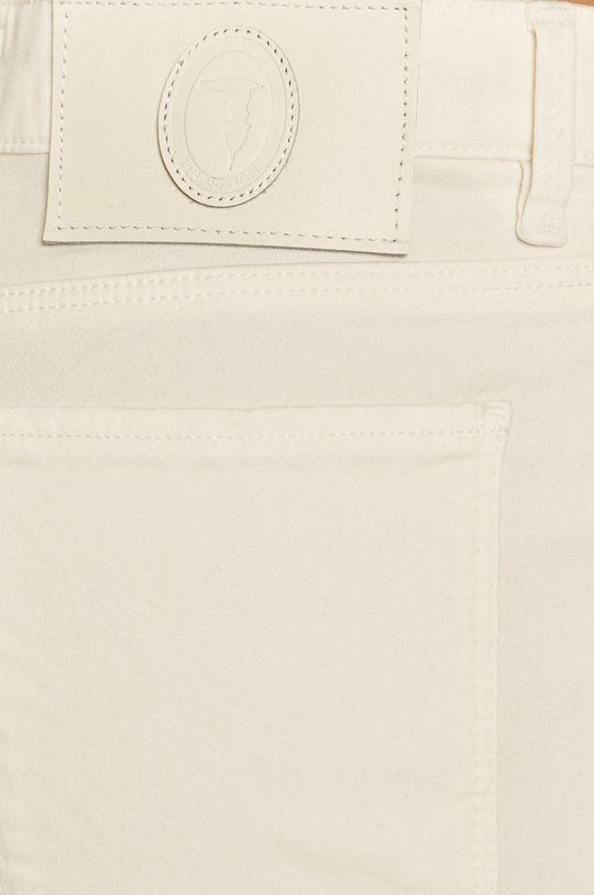 biela Trussardi Jeans - Nohavice