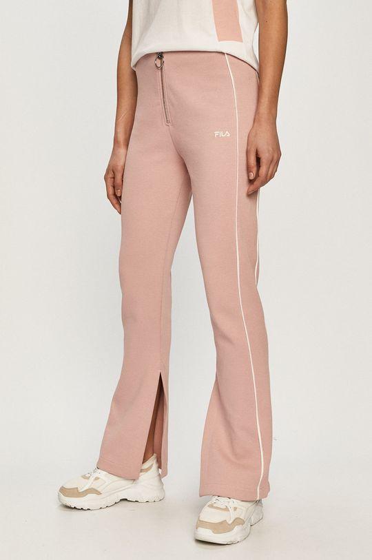 Fila - Spodnie różowy
