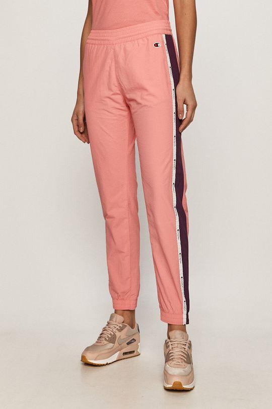 ostry różowy Champion - Spodnie
