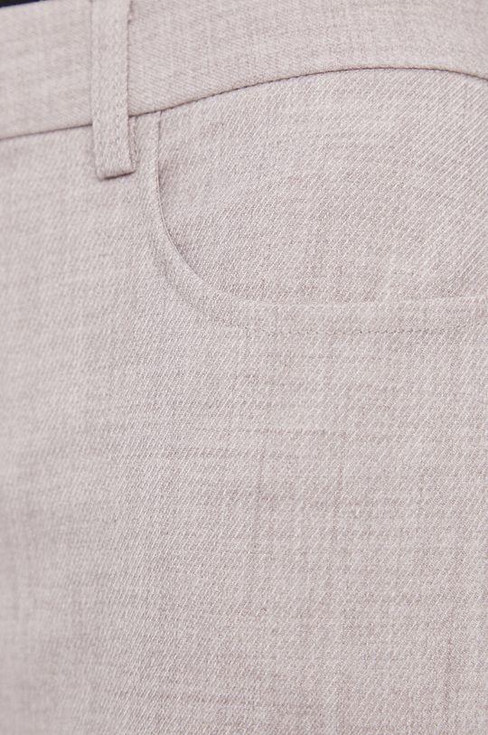 piaskowy Bardot - Spodnie