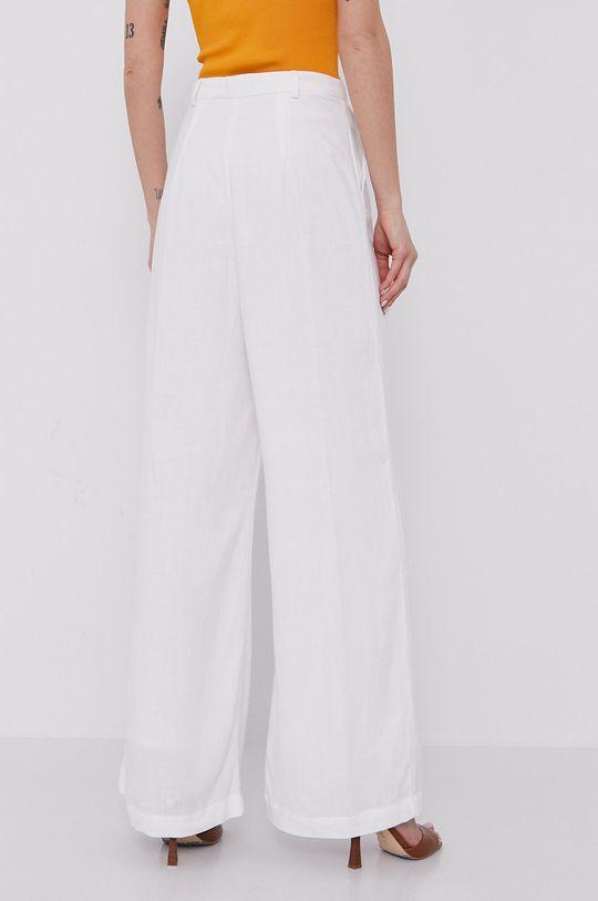 Bardot - Spodnie Podszewka: 100 % Bawełna, Materiał zasadniczy: 30 % Len, 70 % Wiskoza