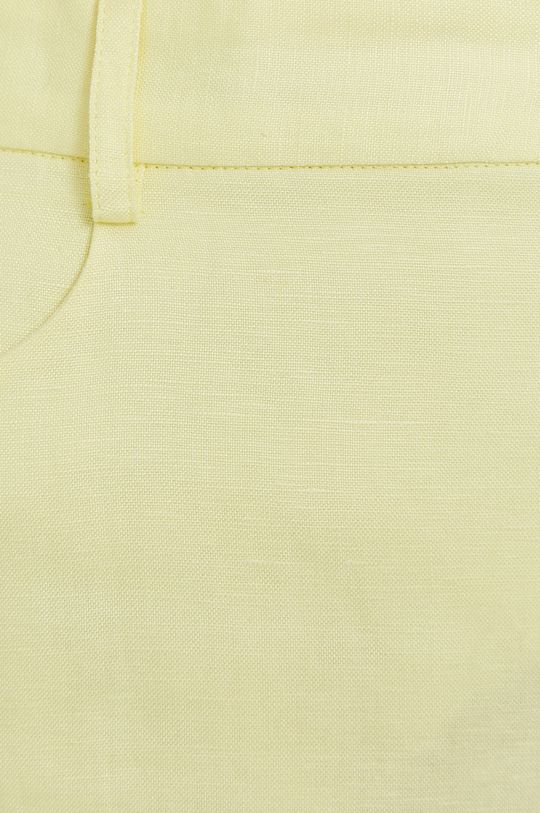żółty Bardot - Spodnie