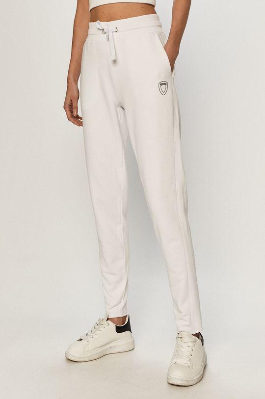 biały Blauer - Spodnie Damski