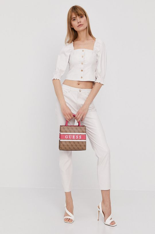 Pinko - Spodnie biały