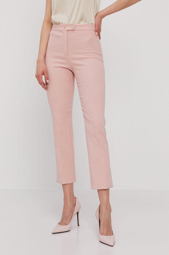 różowy Pinko - Spodnie Damski