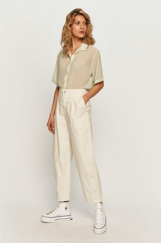 Levi's - Kalhoty bílá