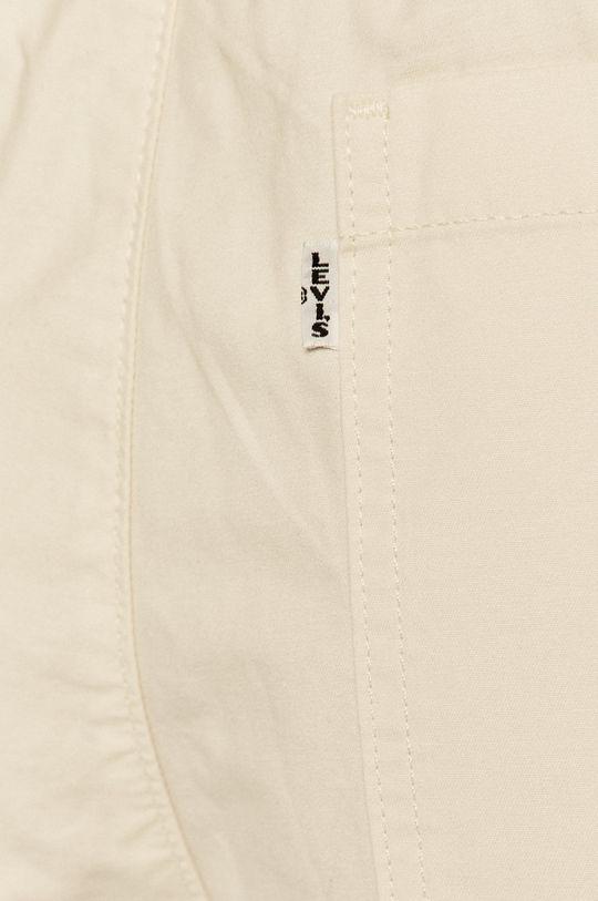 bílá Levi's - Kalhoty