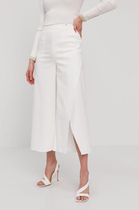 bílá NISSA - Kalhoty Dámský