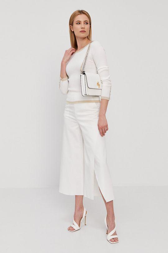 NISSA - Kalhoty bílá