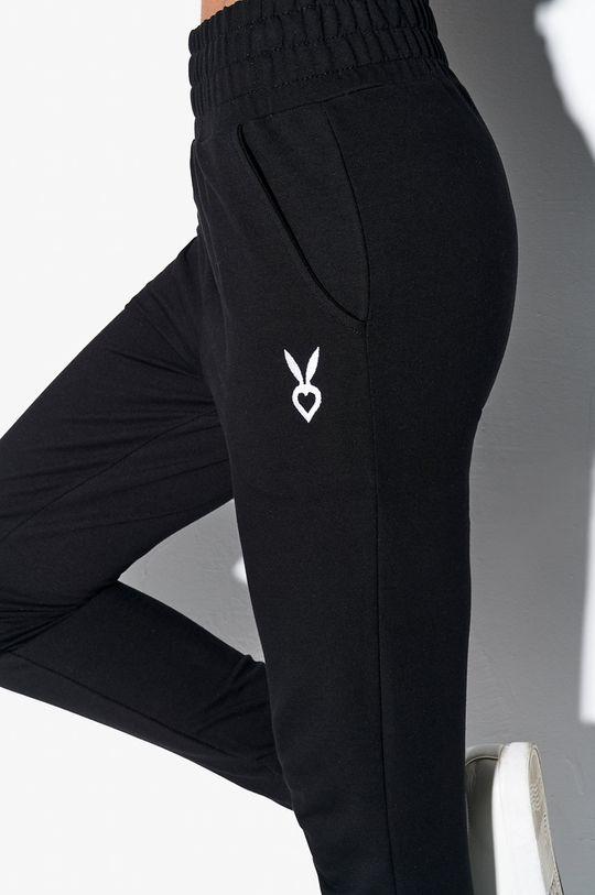 Cardio Bunny - Nohavice EFFI čierna