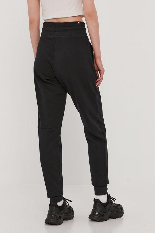 New Balance - Kalhoty černá