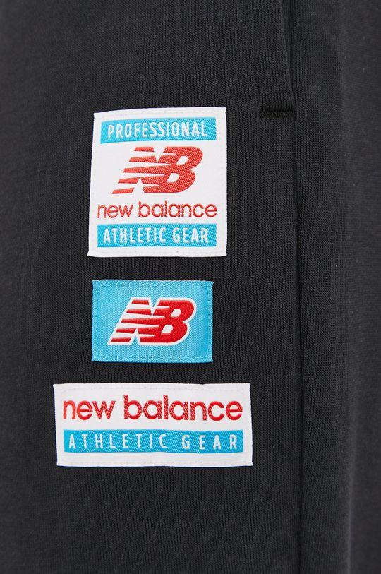 New Balance - Spodnie Materiał zasadniczy: 64 % Bawełna, 36 % Poliester