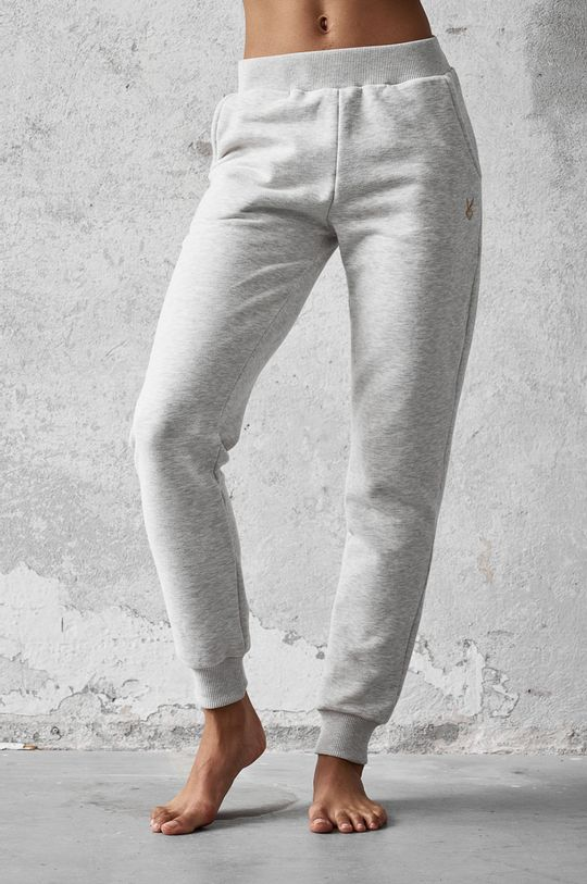 gri deschis Cardio Bunny - Pantaloni FAE De femei