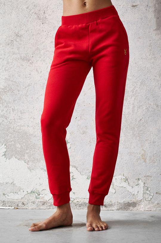 rosu Cardio Bunny - Pantaloni FAE De femei