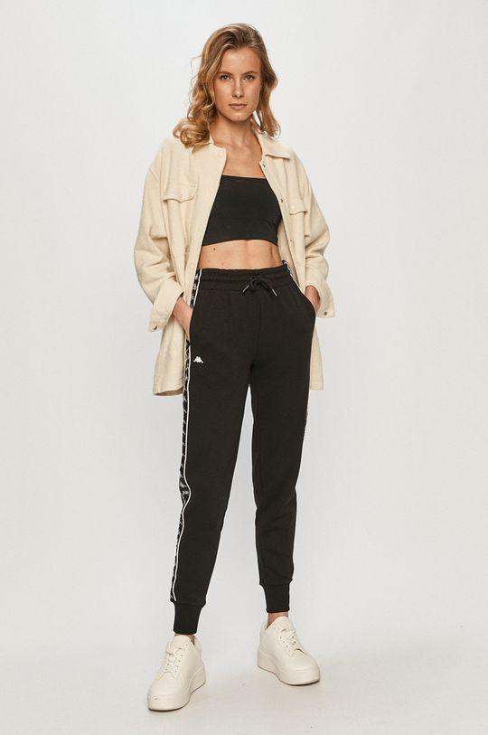 Kappa - Pantaloni negru