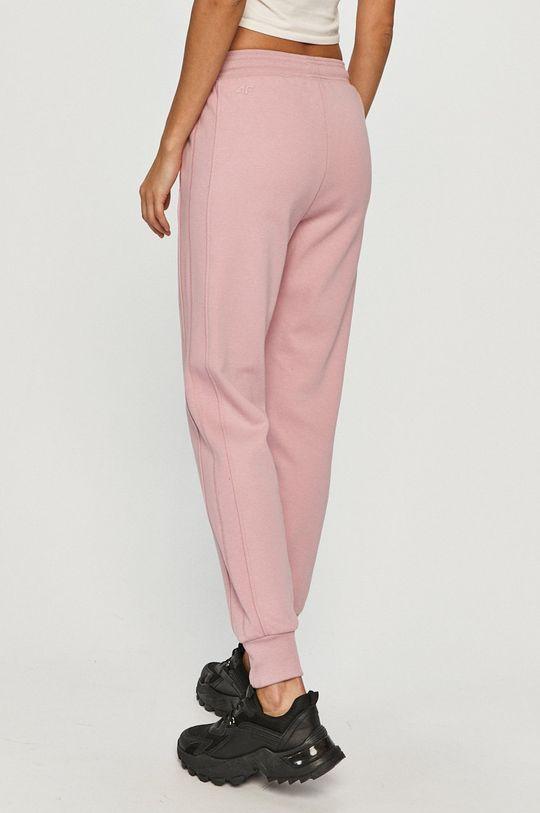 4F - Spodnie 34 % Bawełna, 4 % Elastan, 62 % Poliester