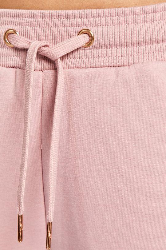 różowy 4F - Spodnie