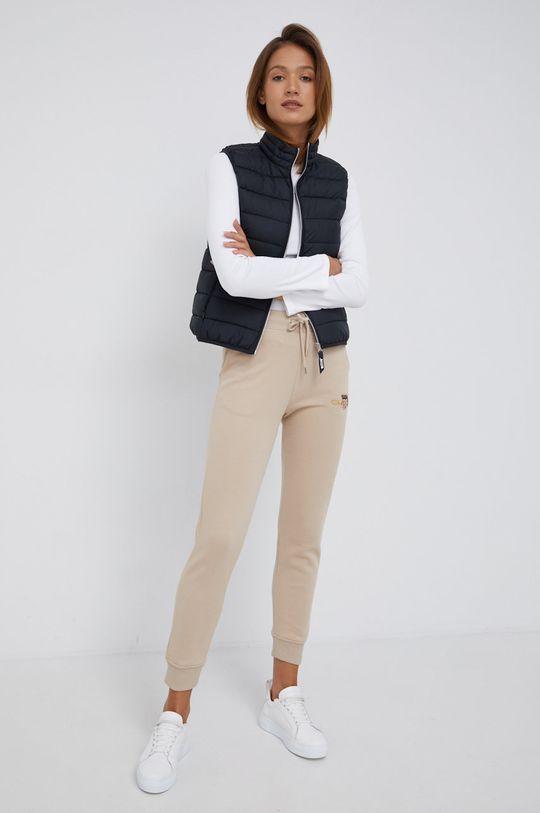 Gant - Spodnie piaskowy