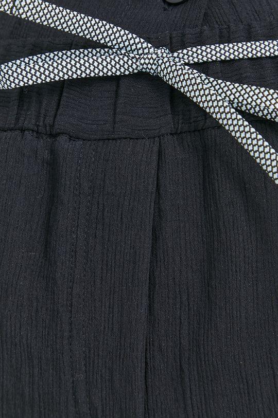 czarny BIMBA Y LOLA - Spodnie