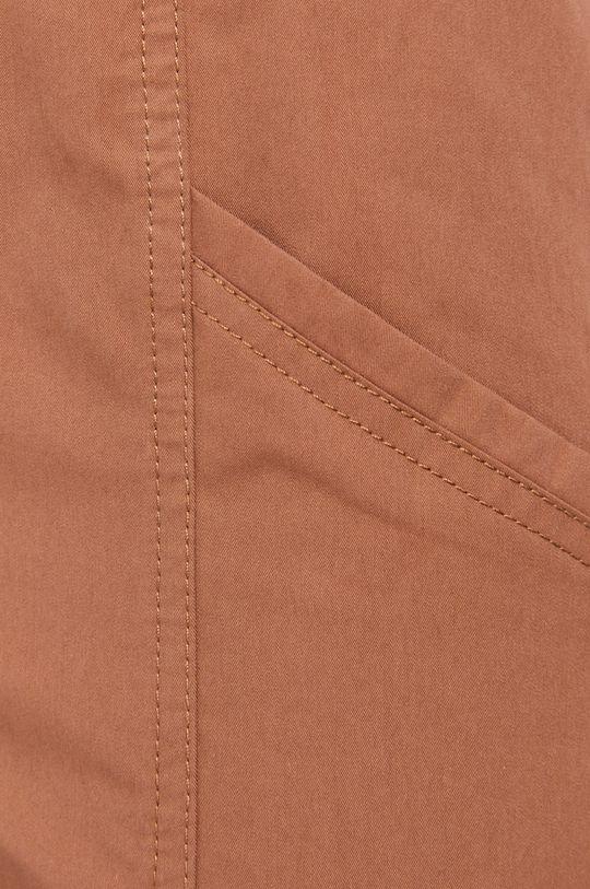 złoty brąz BIMBA Y LOLA - Spodnie
