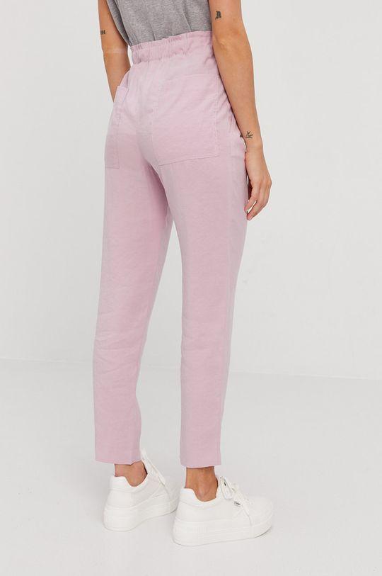 BIMBA Y LOLA - Spodnie 85 % Modal, 15 % Poliester
