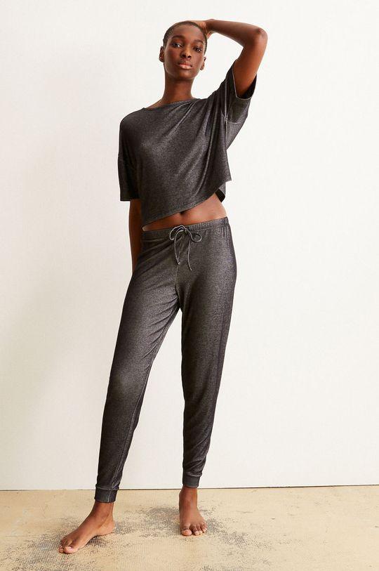 černá Undiz - Kalhoty VERTILIZ Dámský