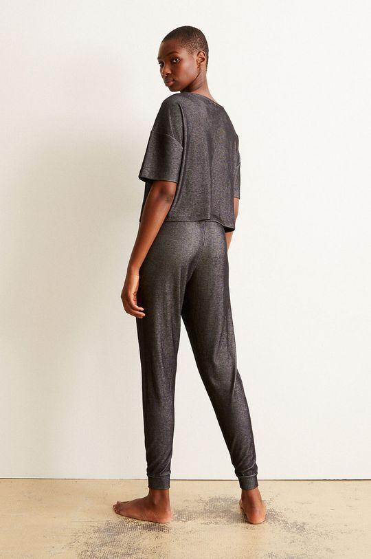 Undiz - Kalhoty VERTILIZ černá