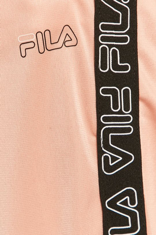 różowy Fila - Spodnie