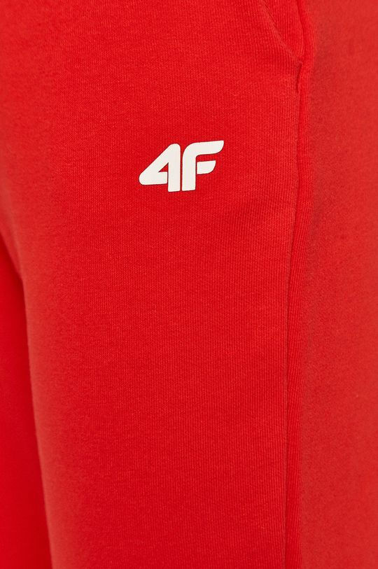 červená 4F - Kalhoty