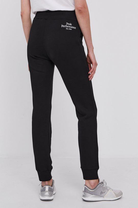 Peak Performance - Kalhoty černá