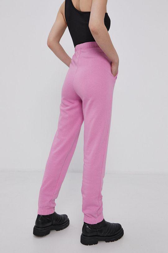 Pieces - Spodnie 60 % Bawełna, 40 % Poliester