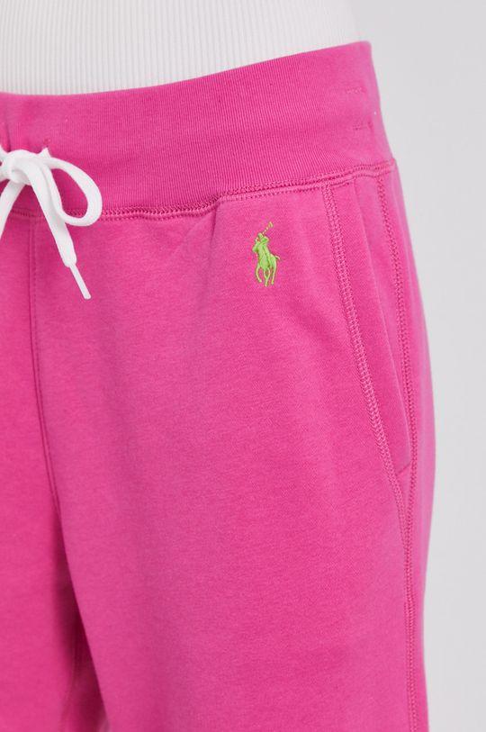różowy Polo Ralph Lauren - Spodnie