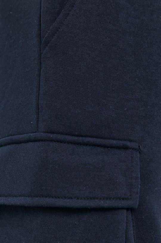 granatowy Vero Moda - Spodnie