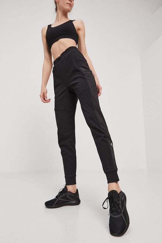 negru adidas Performance - Pantaloni De femei