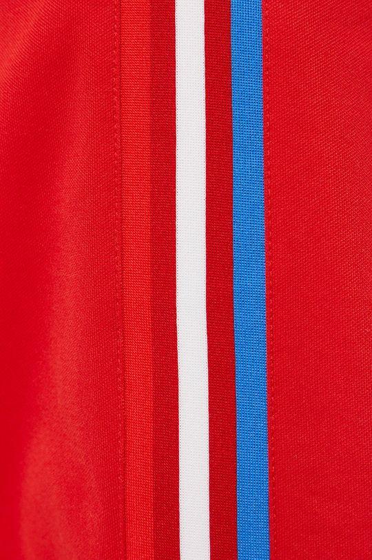 rosu adidas Originals - Pantaloni