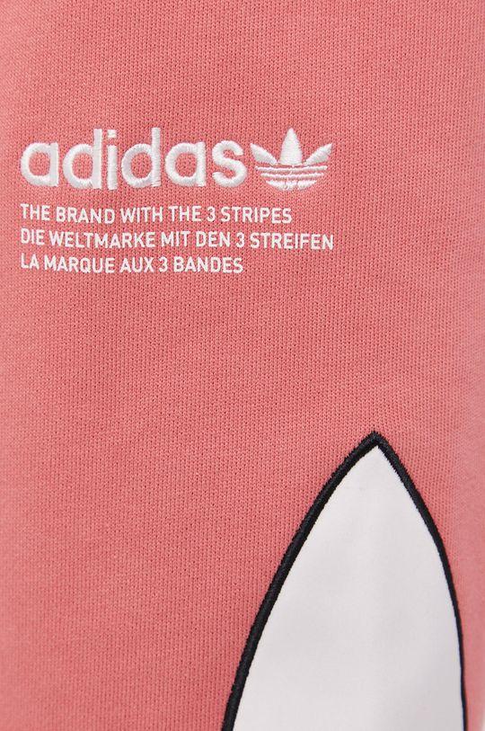roz adidas Originals - Pantaloni