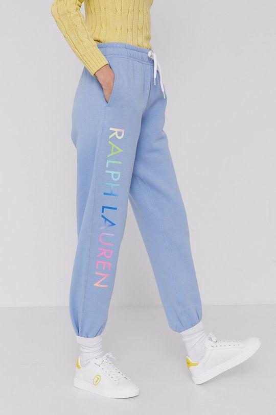 jasny niebieski Polo Ralph Lauren - Spodnie Damski