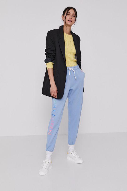 Polo Ralph Lauren - Spodnie jasny niebieski