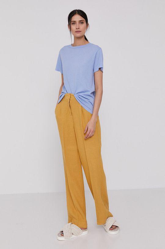 Marc O'Polo - Kalhoty žlutá