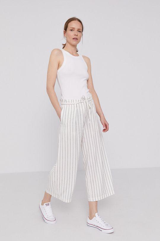 Marc O'Polo - Spodnie biały