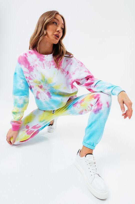 Hype - Spodnie TIE DYE multicolor