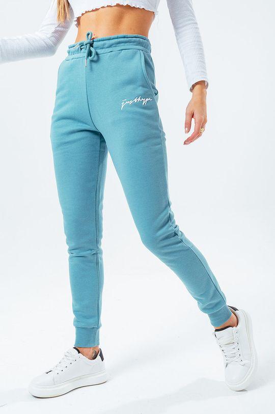 modrá Hype - Nohavice SIGNATURE Dámsky