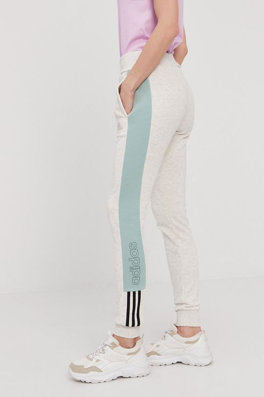 bej adidas - Pantaloni De femei