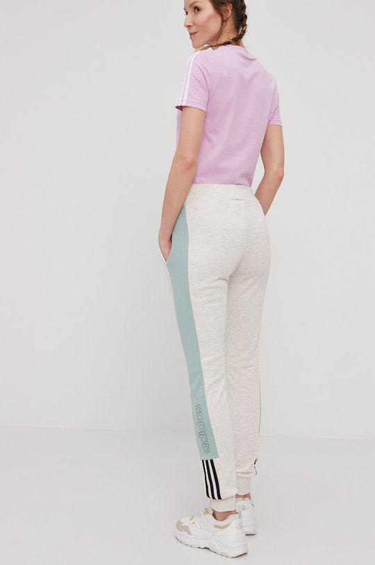 bej adidas - Pantaloni