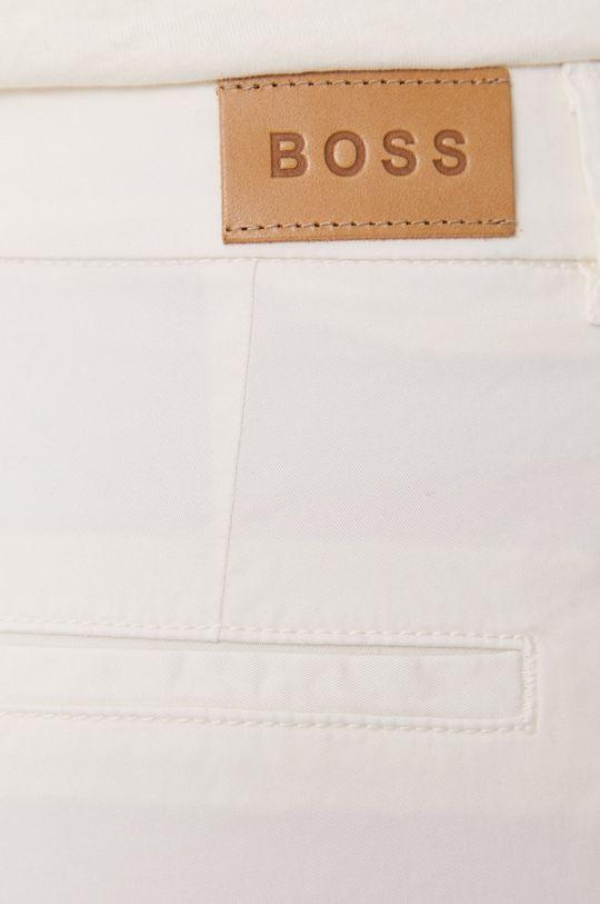 krémová Boss - Nohavice