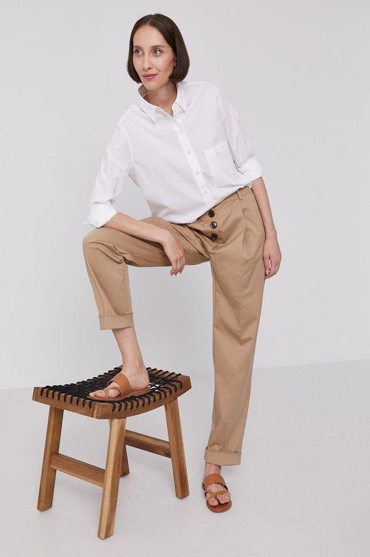 Boss - Kalhoty béžová