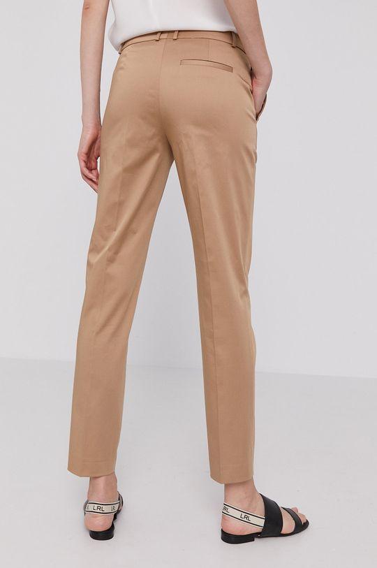 Boss - Spodnie 96 % Bawełna, 4 % Elastan