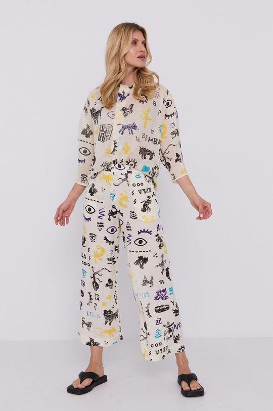 BIMBA Y LOLA - Spodnie multicolor