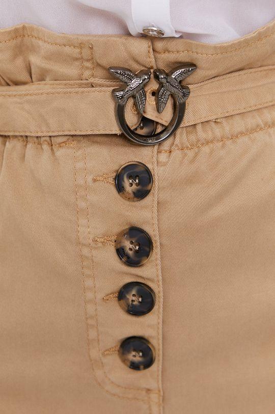 beżowy Pinko - Spodnie
